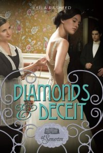 At Somerton Book 2: Diamonds and Deceit. Forthcoming Jan 2014.